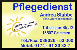Pflegedienst Andrea Stubbe